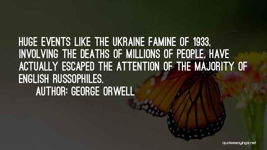 Escaped Quotes By George Orwell