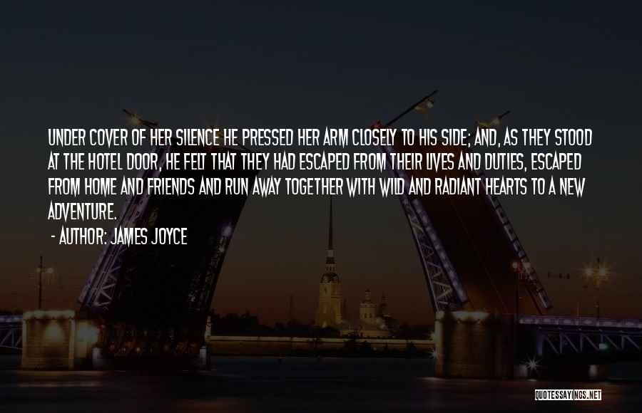 Escaped Quotes By James Joyce