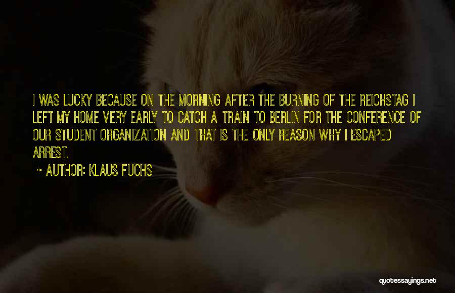 Escaped Quotes By Klaus Fuchs
