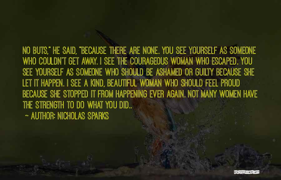 Escaped Quotes By Nicholas Sparks
