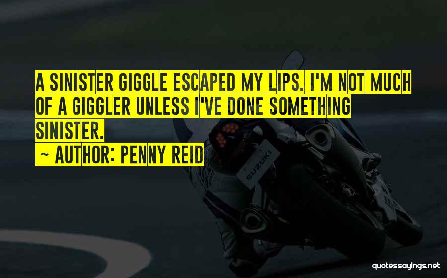 Escaped Quotes By Penny Reid