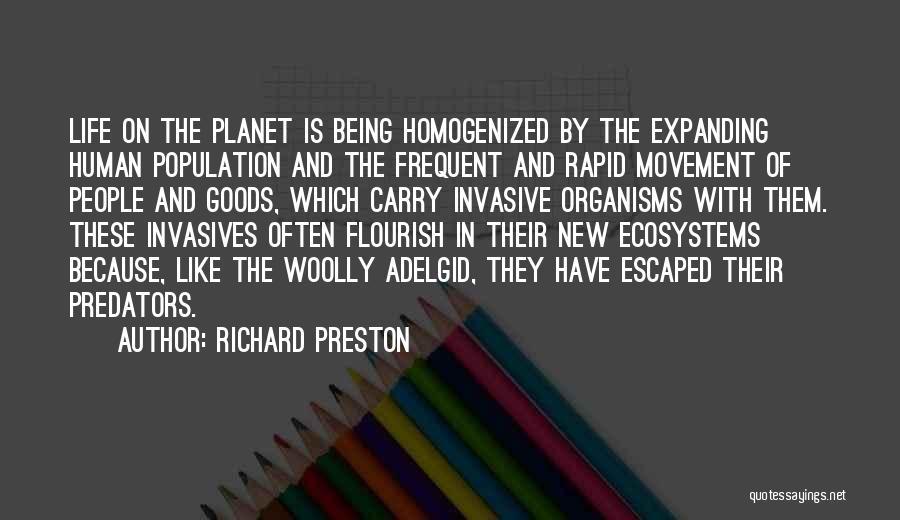 Escaped Quotes By Richard Preston