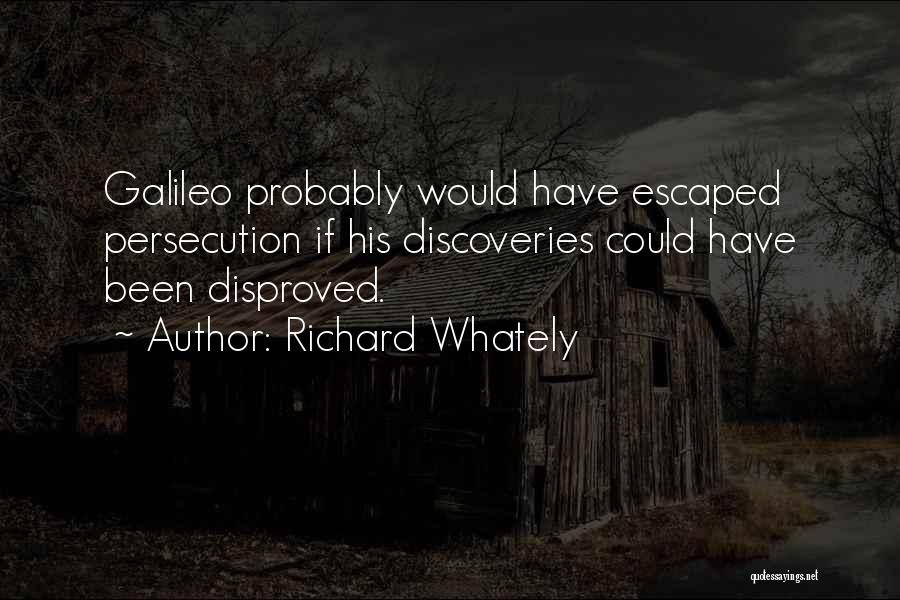 Escaped Quotes By Richard Whately