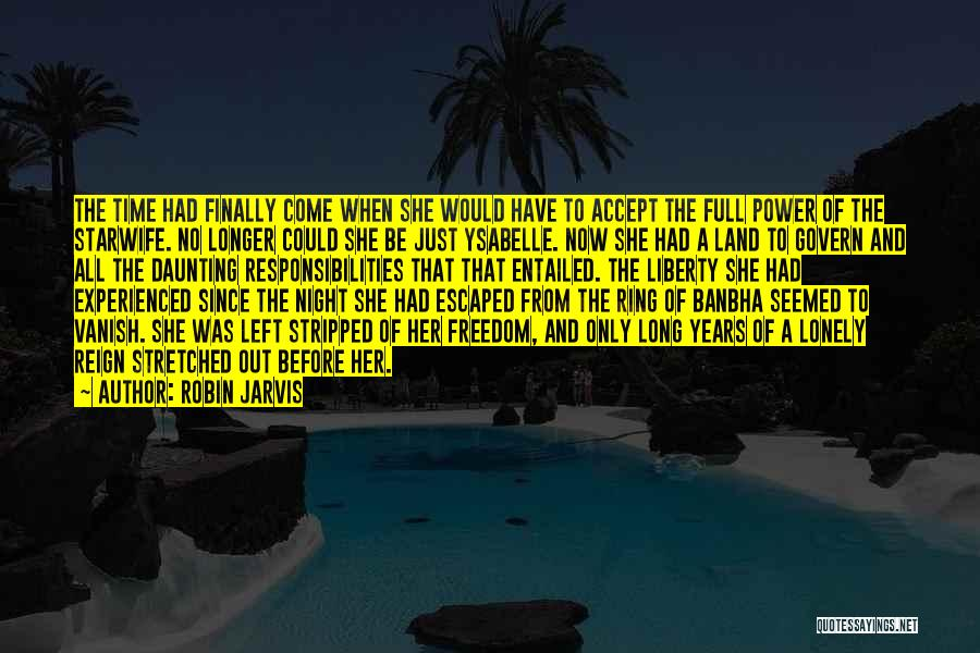 Escaped Quotes By Robin Jarvis