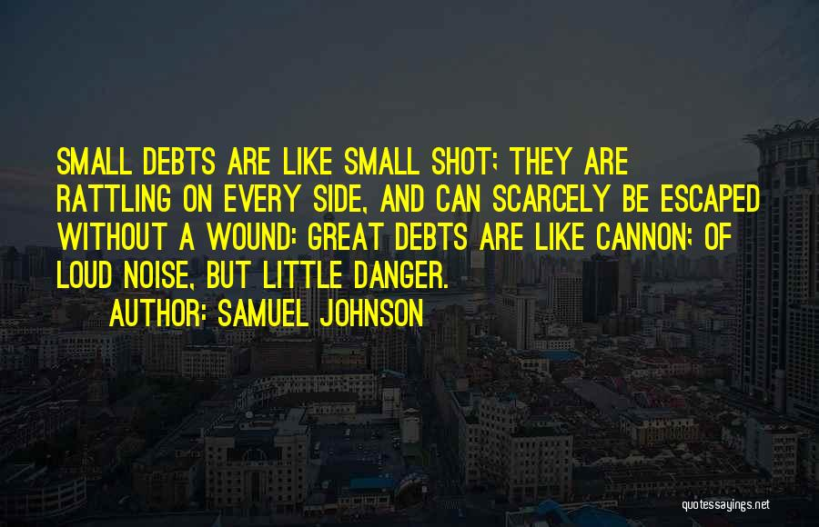 Escaped Quotes By Samuel Johnson