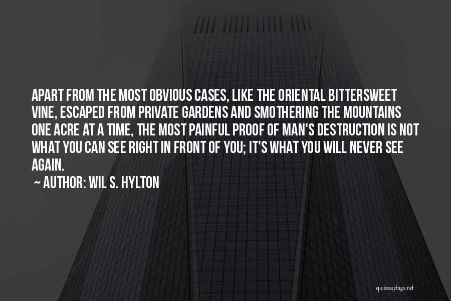 Escaped Quotes By Wil S. Hylton