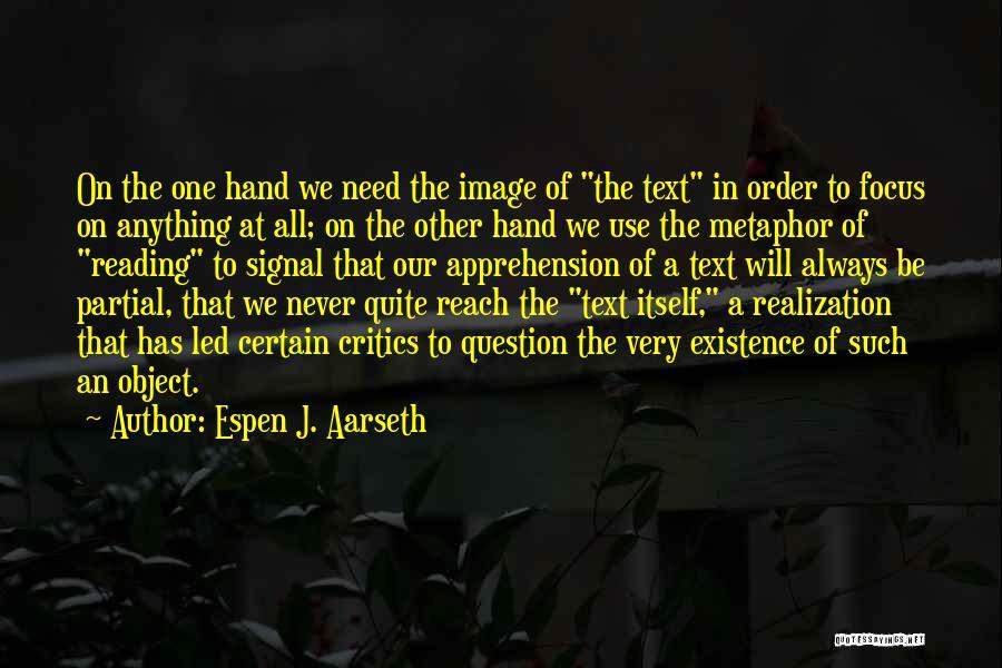 Espen J. Aarseth Quotes 1028304