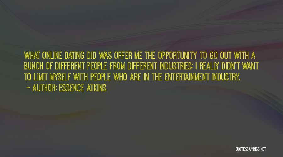 Essence Atkins Quotes 233573