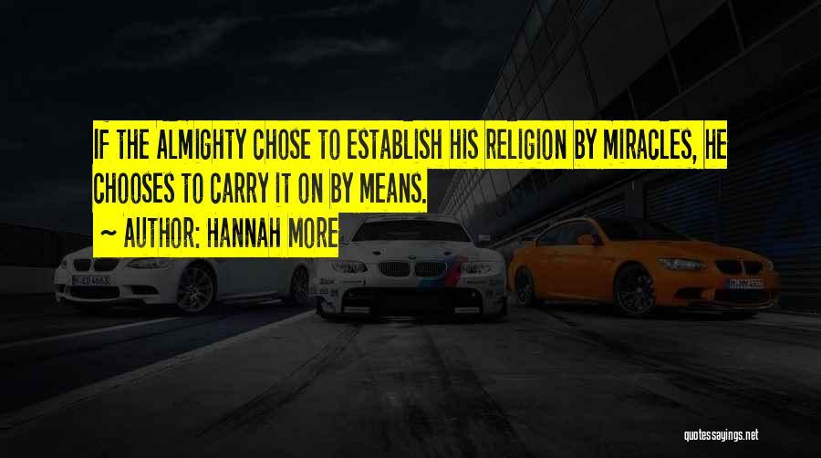 Establish Quotes By Hannah More