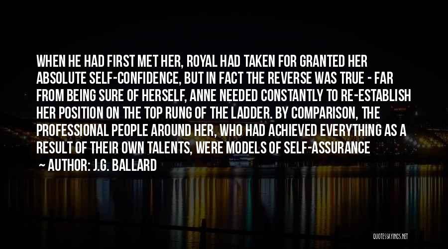 Establish Quotes By J.G. Ballard