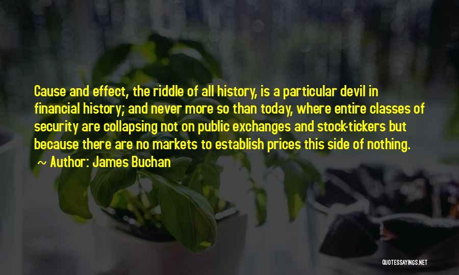 Establish Quotes By James Buchan