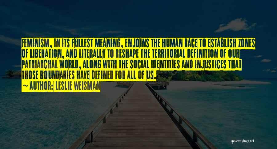 Establish Quotes By Leslie Weisman