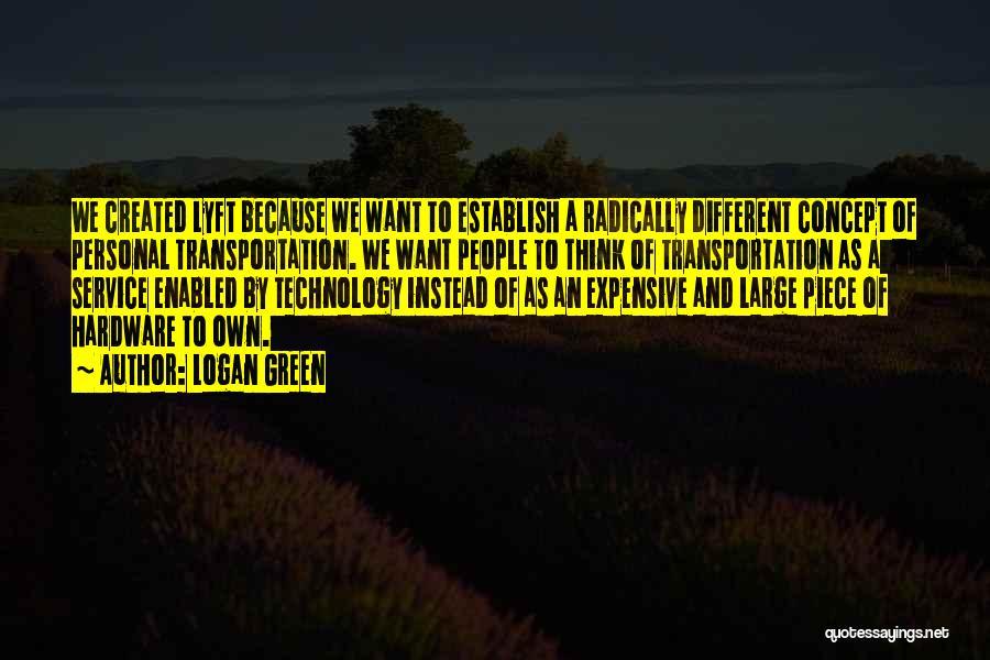 Establish Quotes By Logan Green