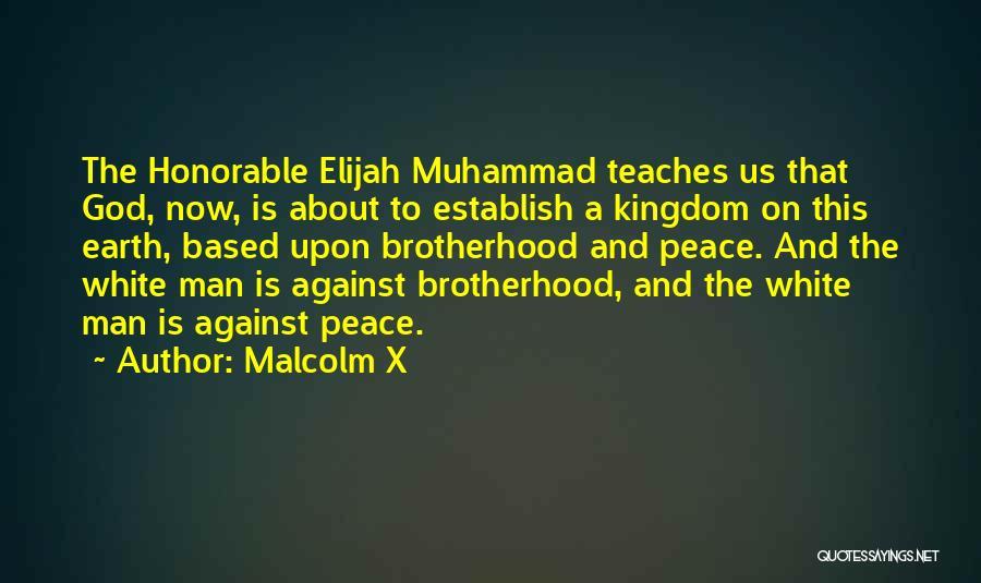 Establish Quotes By Malcolm X