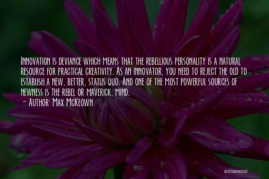Establish Quotes By Max McKeown