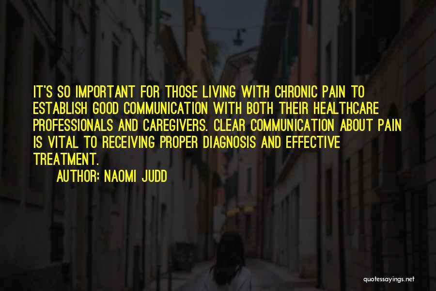 Establish Quotes By Naomi Judd