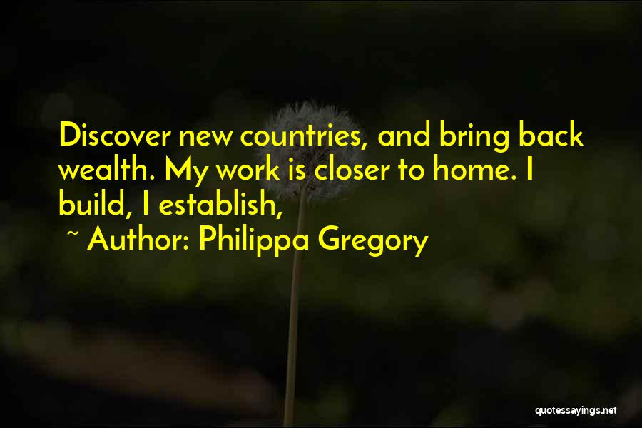Establish Quotes By Philippa Gregory