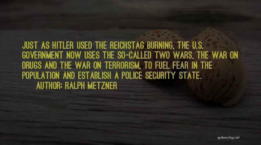 Establish Quotes By Ralph Metzner