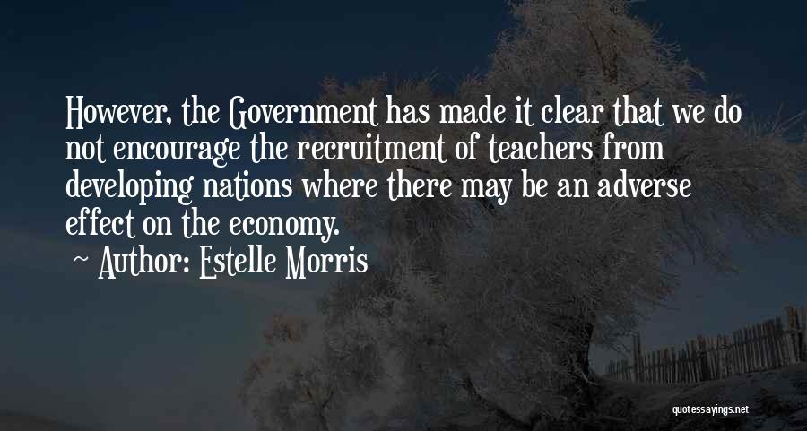 Estelle Morris Quotes 358186