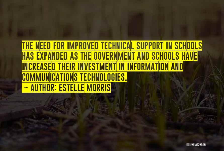 Estelle Morris Quotes 416589