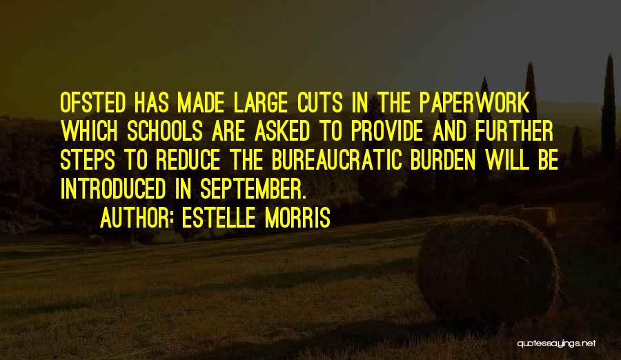 Estelle Morris Quotes 667799