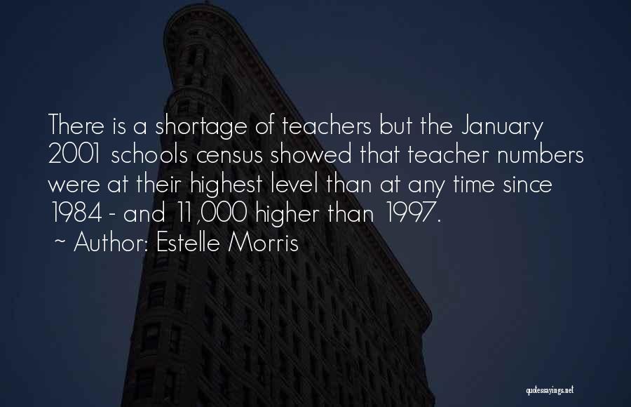 Estelle Morris Quotes 820276