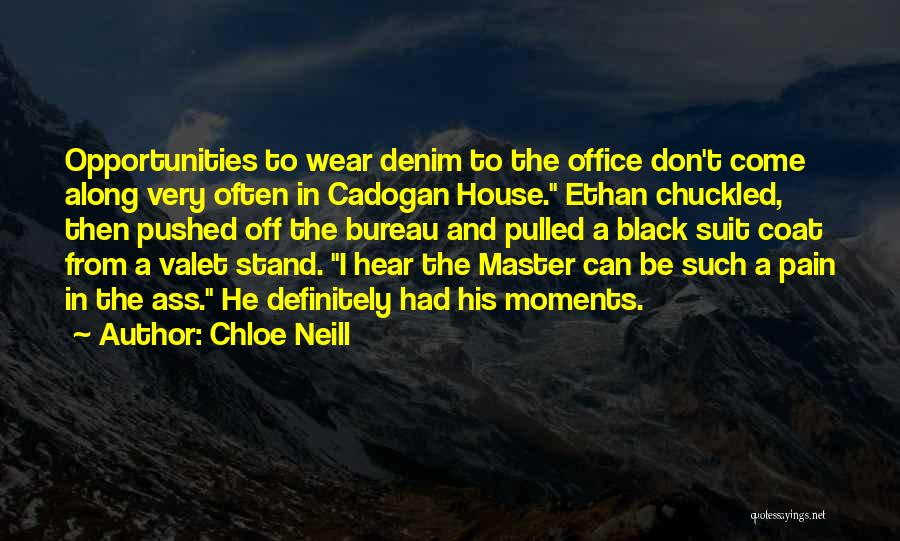 Ethan Quotes By Chloe Neill
