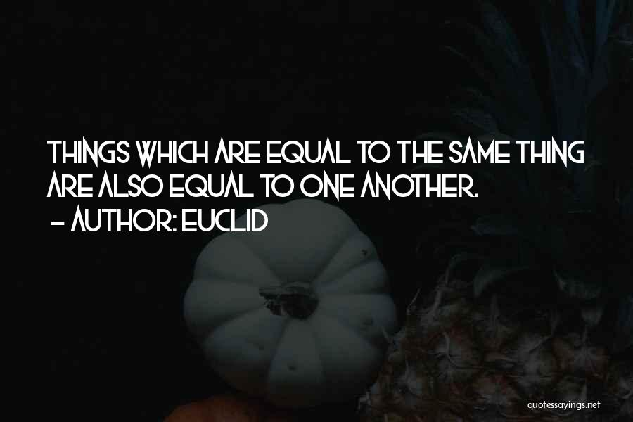 Euclid Quotes 1542176