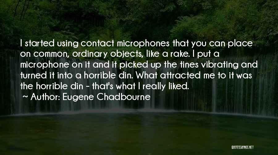 Eugene Chadbourne Quotes 1825905