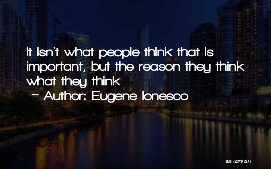 Eugene Ionesco Quotes 1087806
