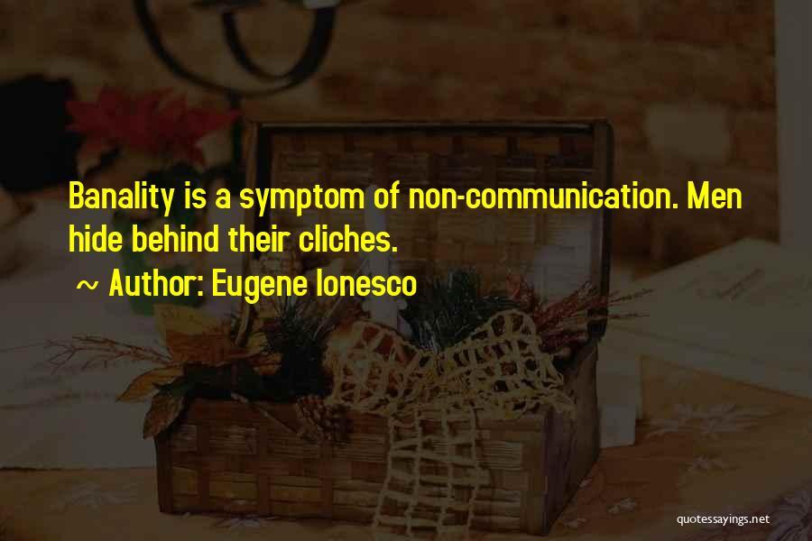 Eugene Ionesco Quotes 112011
