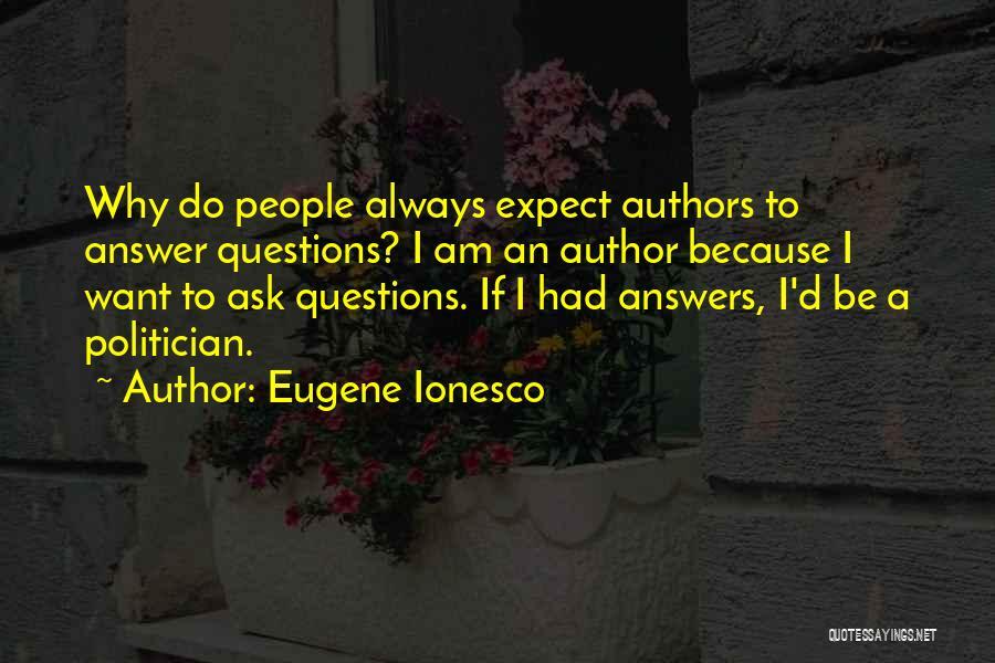 Eugene Ionesco Quotes 116815