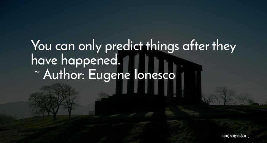 Eugene Ionesco Quotes 1565196
