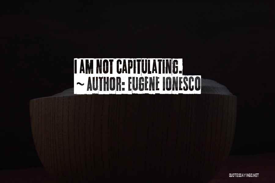 Eugene Ionesco Quotes 1581630