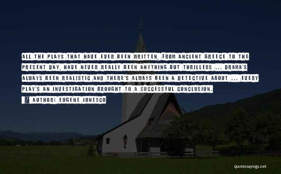 Eugene Ionesco Quotes 1639566