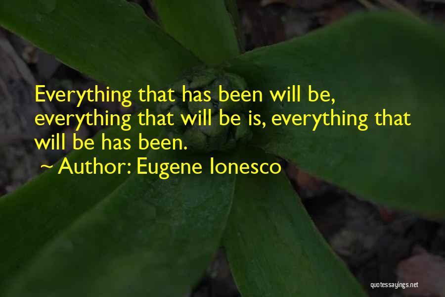 Eugene Ionesco Quotes 1751571