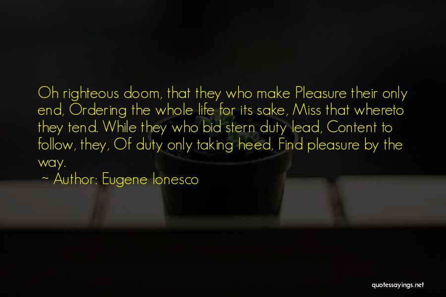 Eugene Ionesco Quotes 189723