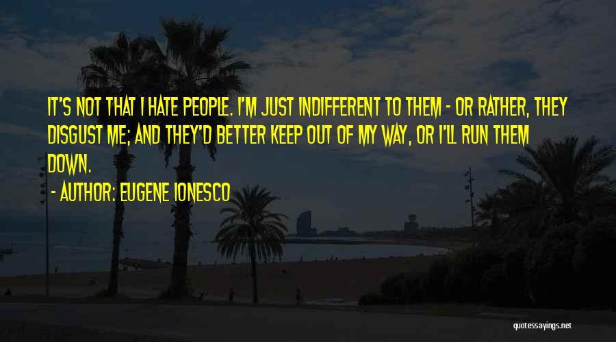 Eugene Ionesco Quotes 2211041