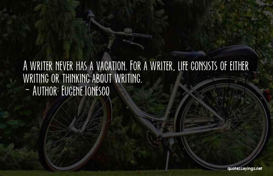 Eugene Ionesco Quotes 241464