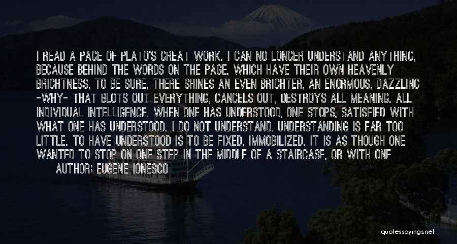 Eugene Ionesco Quotes 447404