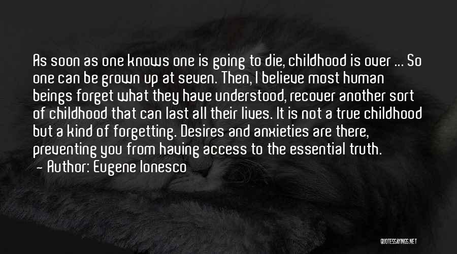 Eugene Ionesco Quotes 820826
