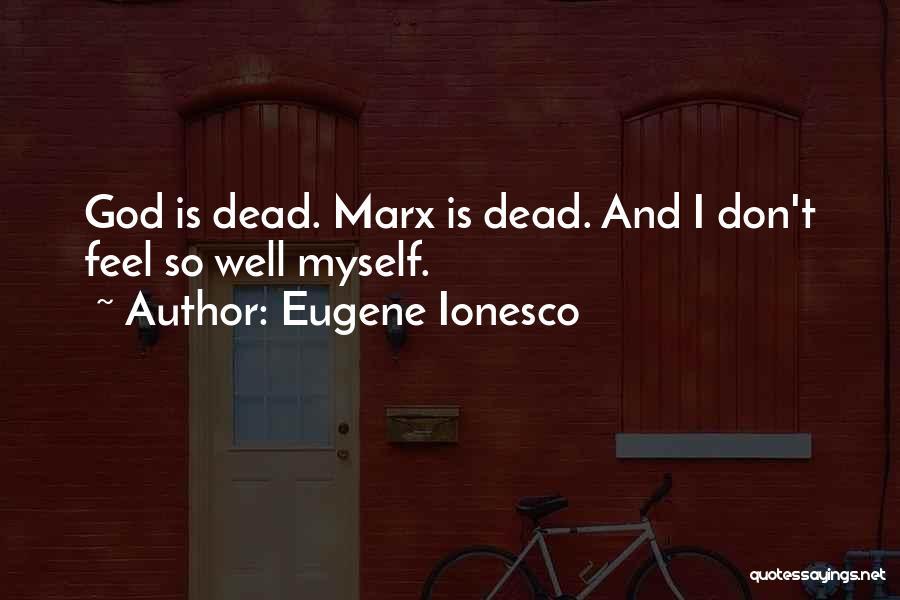 Eugene Ionesco Quotes 828200