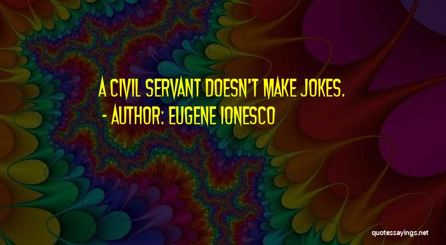 Eugene Ionesco Quotes 871701
