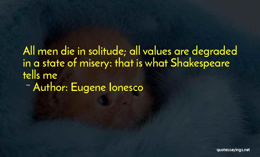 Eugene Ionesco Quotes 911291
