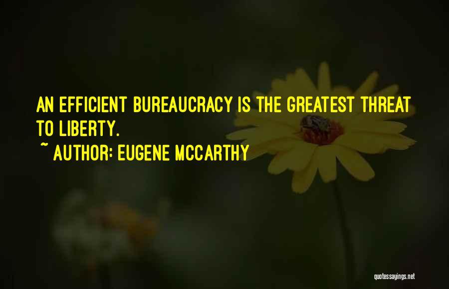 Eugene McCarthy Quotes 1432468