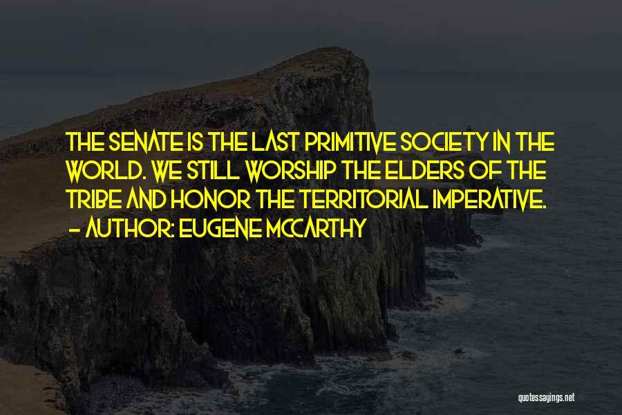 Eugene McCarthy Quotes 1836282