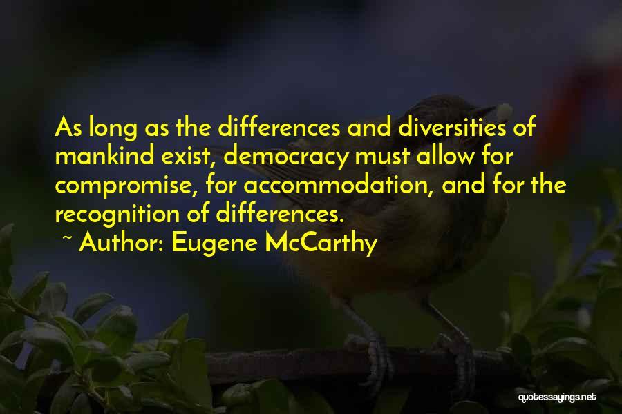 Eugene McCarthy Quotes 781184