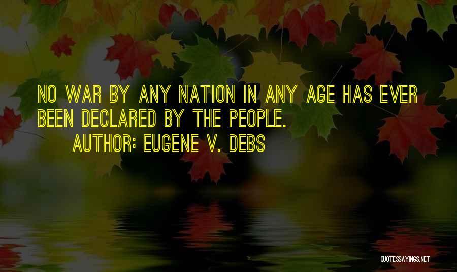 Eugene V. Debs Quotes 1015731