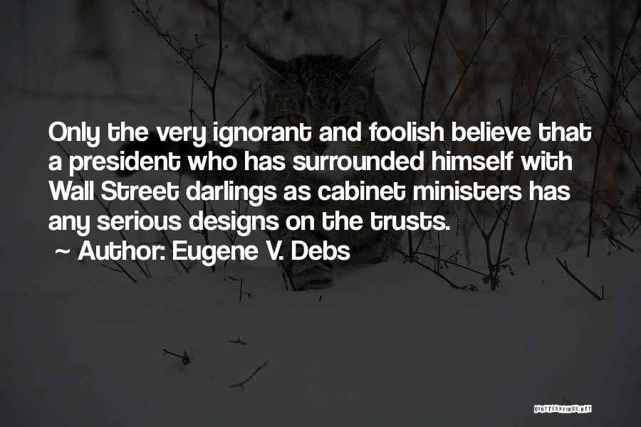 Eugene V. Debs Quotes 1055912