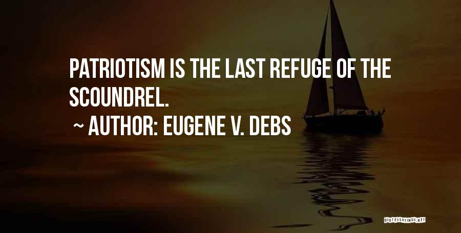 Eugene V. Debs Quotes 1098260